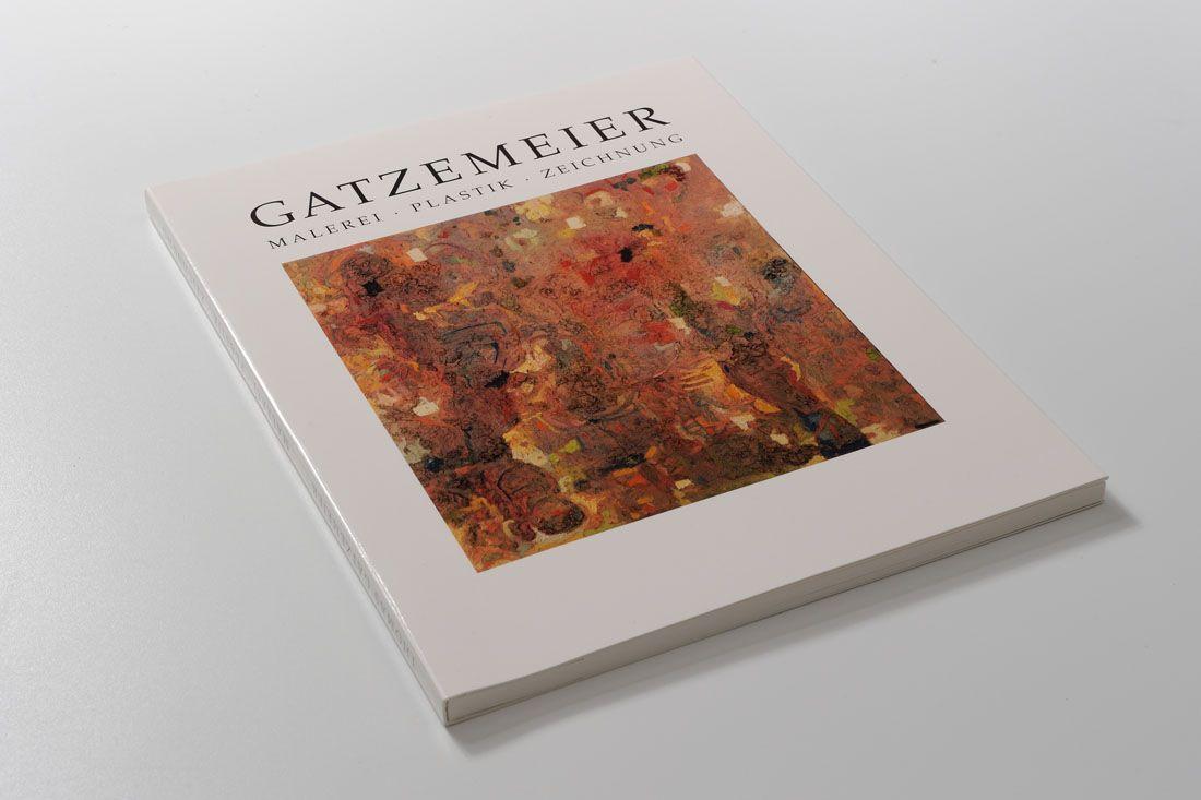 Gatzemeier Katalog Malerei, Plastik, Zeichnung