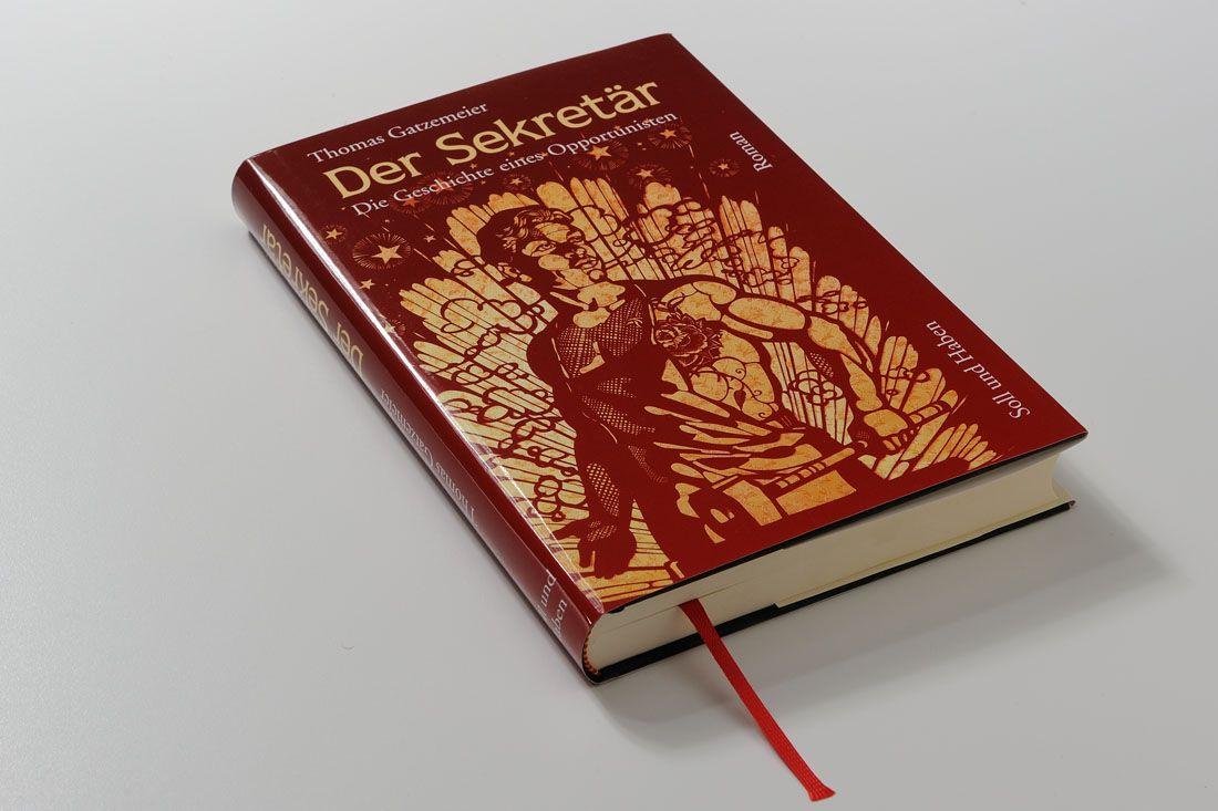 Thomas Gatzemeier | Der Sekretär | Roman