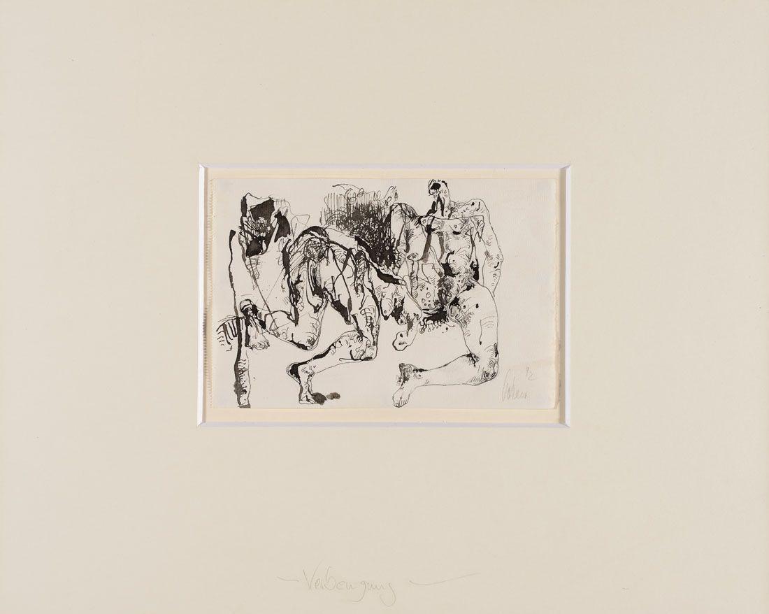 Thomas Gatzemeier | Verbeugung | 1992