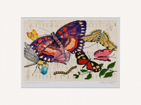 Thomas Gatzemeier - Libelle mit Ei unlimitiert