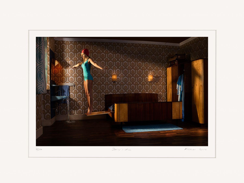 horst kistner daisy s dive grafik und fotografien kaufen. Black Bedroom Furniture Sets. Home Design Ideas