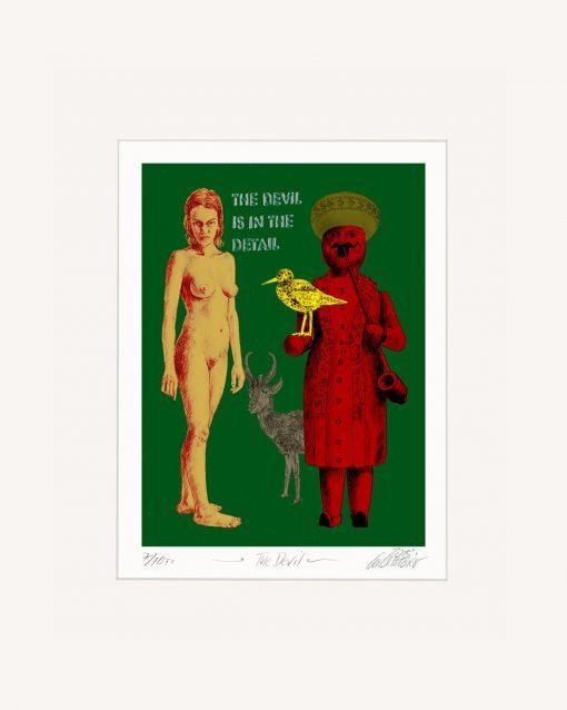 Thomas Gatzemeier | The Devil is in the Detail 2013 | Grün