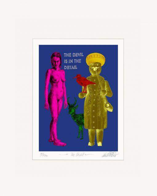 Thomas Gatzemeier | The Devil is in the Detail 2013 | Blau