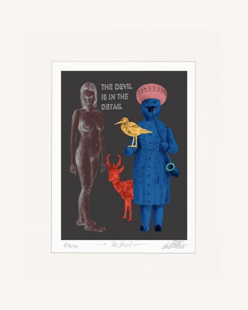 Thomas Gatzemeier | The Devil is in the Detail 2013 | Grau