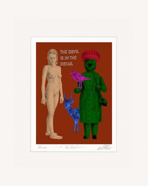 Thomas Gatzemeier | The Devil is in the Detail 2013 | Rot