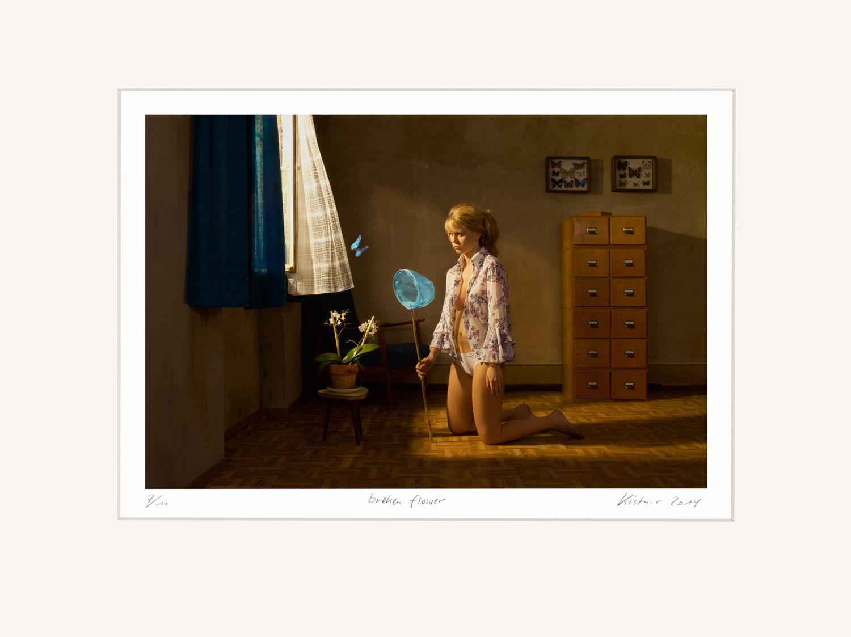Horst Kistner | broken flower | Limitierte Edition