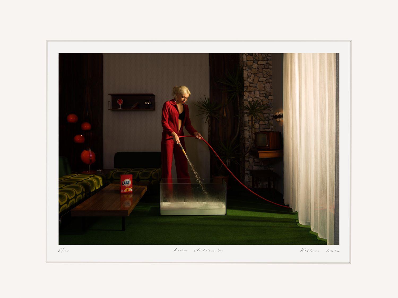 Horst Kistner | her delicates | limitierte Edition