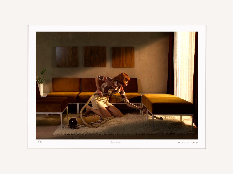 Horst Kistner | hoover | limitierte Edition