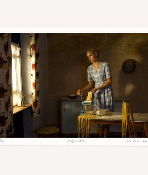 Horst Kistner | preparation | limitierte Edition
