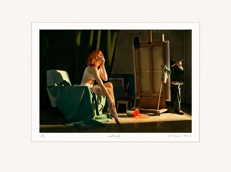 Horst Kistner | redhead | limitierte Edition