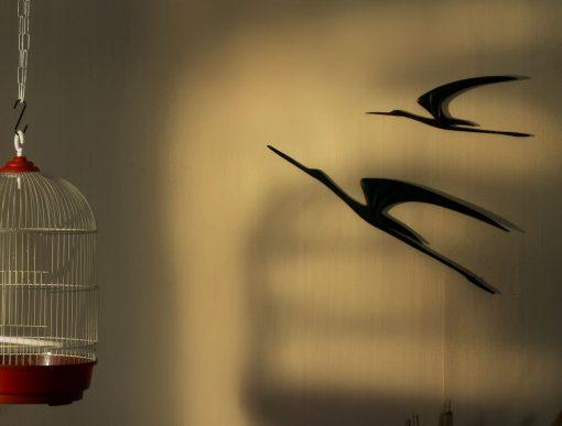 Horst Kistner | the cage | Ausschnitt 1