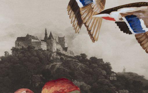 Schloss Bentheim Ausschnitt 2