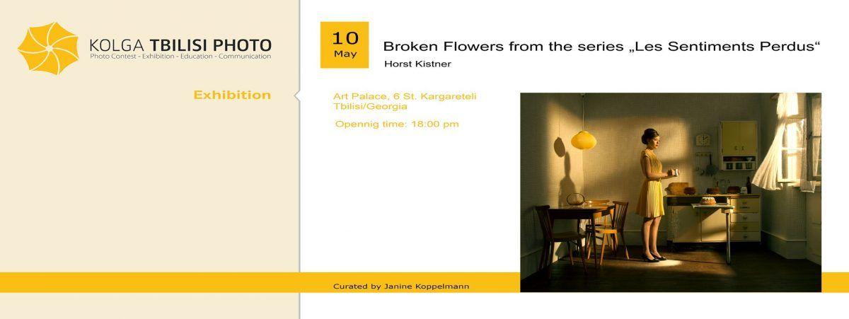 Ausstellung Horst Kistner Tiflis | Tbilisi