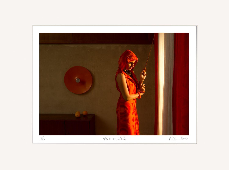 Horst Kistner | the curtain Limitiert