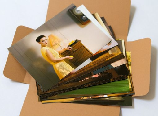 Postkarten Kistner