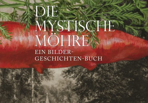 Die Mystische Möhre Cover Buch