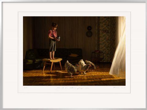 Horst Kistner | Fotografie | Als ich ein kleiner Junge war