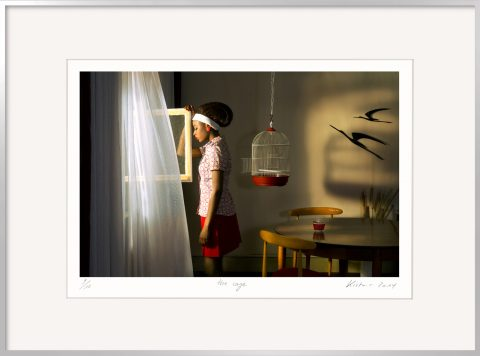 Horst Kistner | Fotografie | The Cage