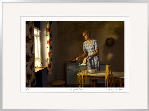 Horst Kistner | Fotografie | Preparation