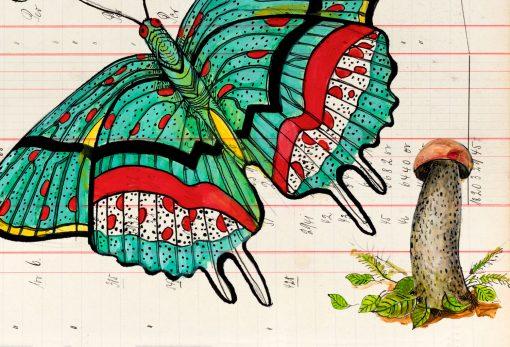 Thomas Gatzemeier Herbstpilzzeit Detail 3