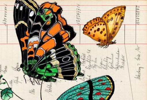 Thomas Gatzemeier Herbstpilzzeit Detail 2