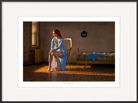 Horst-Kistner Soleil Levant 60 x 80 cm schwarz