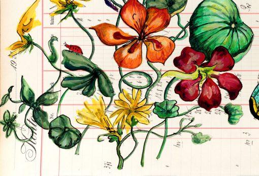Herbstpilzzeit Detail 4